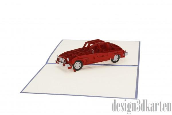 Auto von design3dkarten